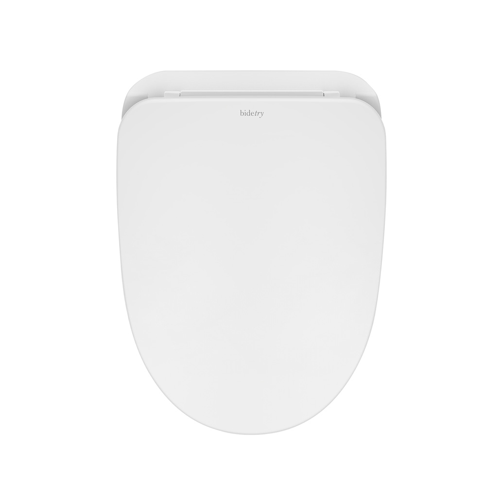 Bidetry Lx Lifestyle Electric Bidet Toilet Seat With Remote Control